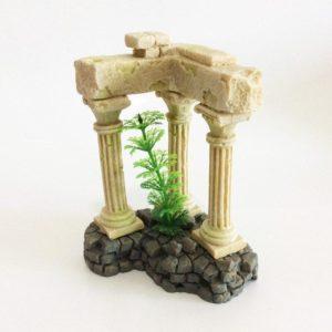 3 colonnes romaines aquarium pas cher