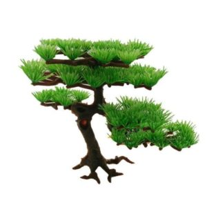 Arbre artificiel Bonsai d'aquarium