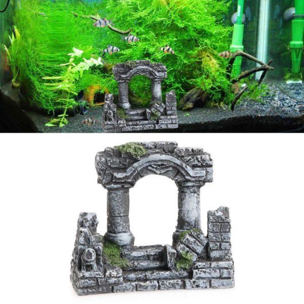 Arche romaine d'aquarium