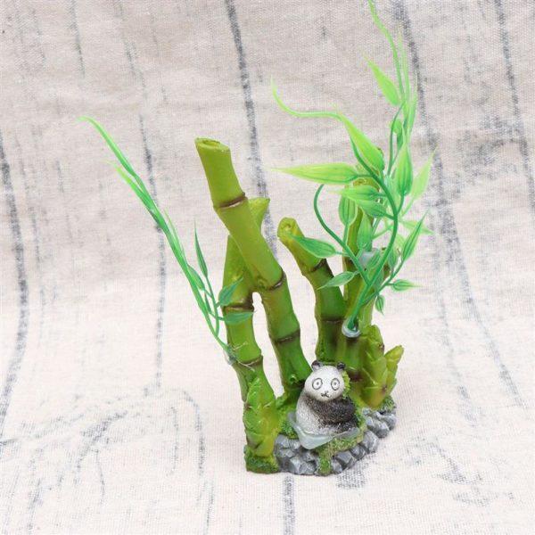 Bambou deco aquarium