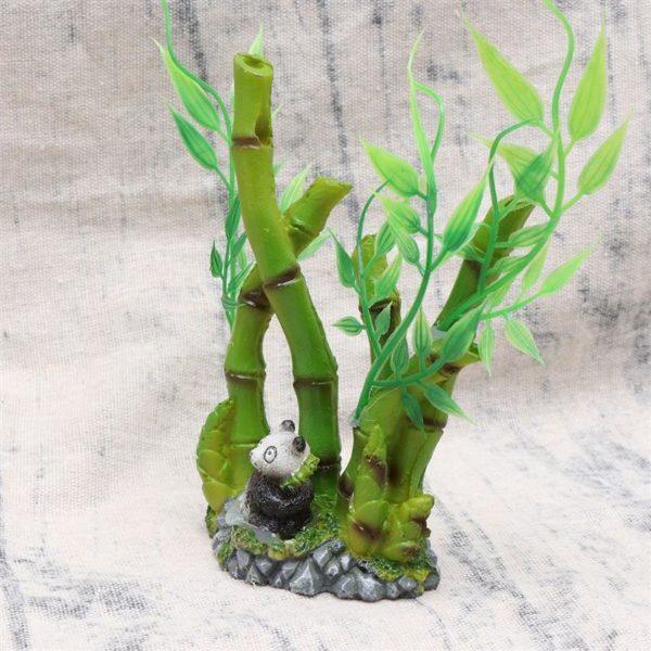 Bambou déco aquarium