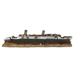 Bateau Titanic aquarium