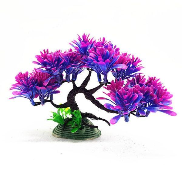 Bonsaïs Bicolores decoration aquarium