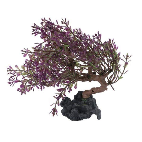 Bonsaï Violet decoration aquarium