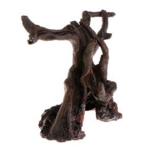 Branche d'arbre réaliste en résine déco