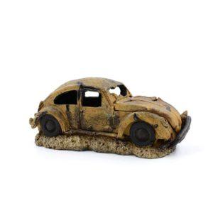 Carcasse de voiture Vintage aquarium
