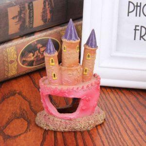 Chateau de Princesse deco aquarium