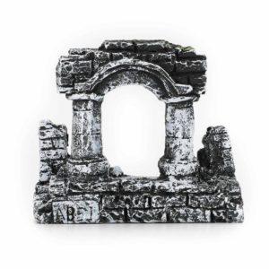 Colonnes romaines en ruines déco