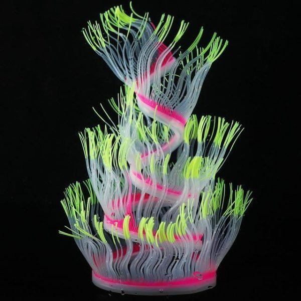 Corail artificiel fluorescent deco