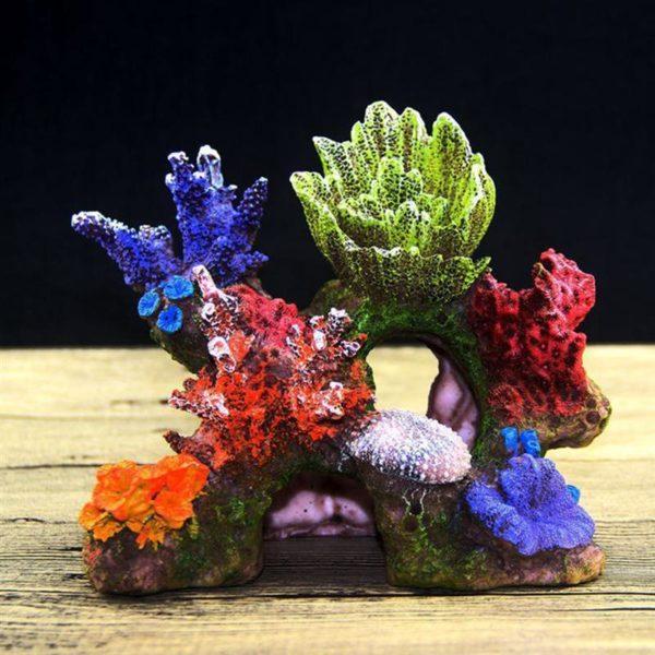 Coraux Variés décoration aquarium