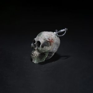 Crâne de Pirate déco aquarium