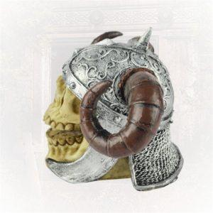 Crâne de viking pour aquarium