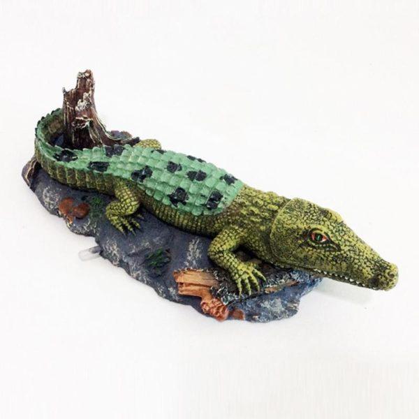 Crocodile décoratif décoration