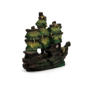 Épave de Bateau Pirate décoration