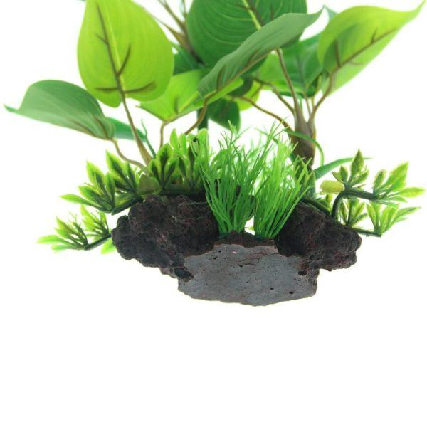 Fausse Plante réaliste décorations aquarium