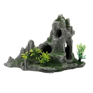 Grand Rocher decoration aquarium