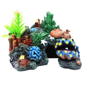 Grotte de Corail decoration aquarium