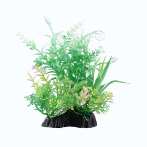 Lot de 4 Buissons décoration aquarium