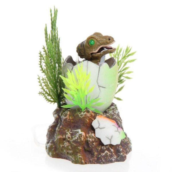 Oeuf de Dinosaure decorations aquarium