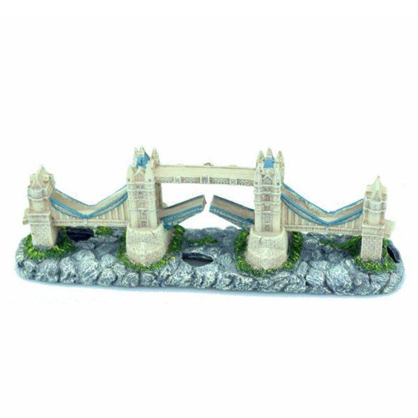 Pont de Londres aquarium réaliste