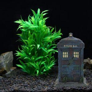 Poste de Police deco aquarium