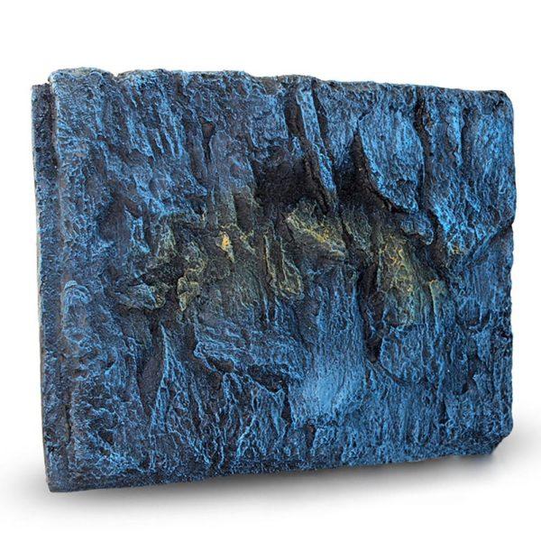 Roche bleue roi aquarium réaliste