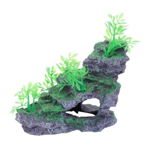 Rocher Surélevé decoration aquarium
