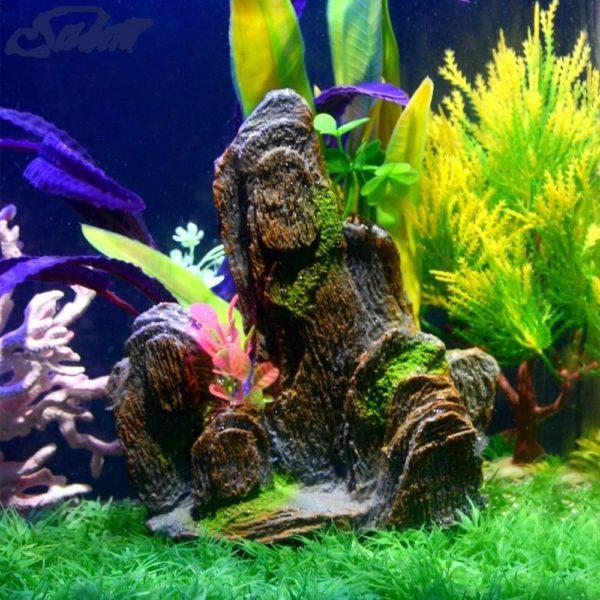 Rocher Taillé aquarium decoration