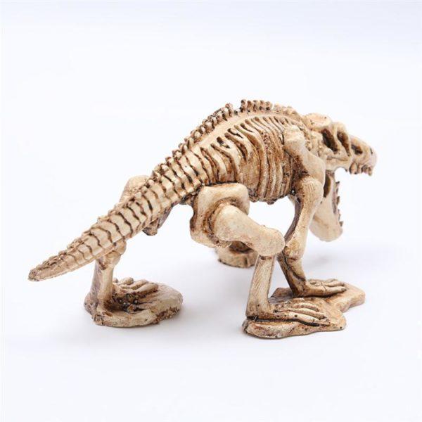 Squelette de Reptile décoration aquarium