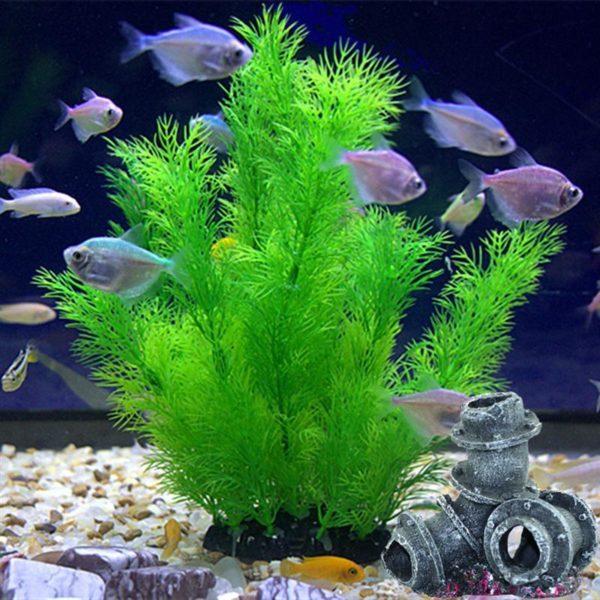 Tuyaux Industriel aquarium decoration
