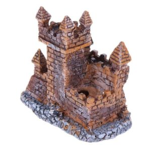 château en briques aquarium tours