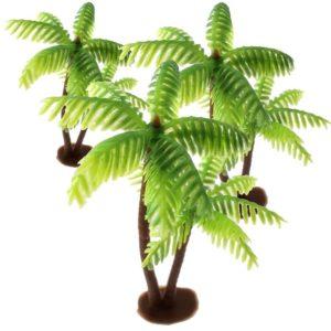 faux palmier aquarium