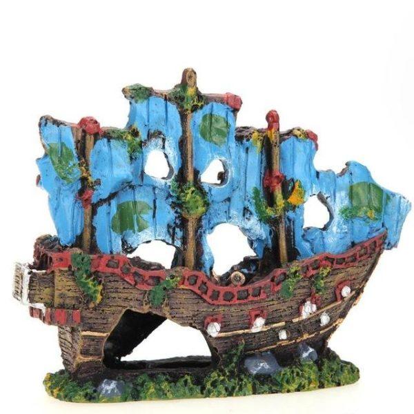 voilier aquarium
