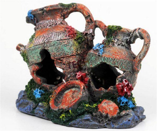 Amphores pour Aquarium deco aquarium