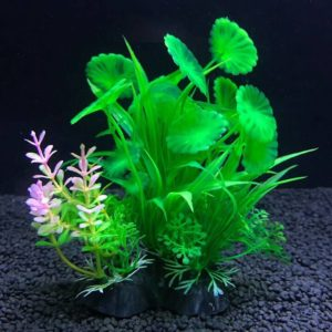 Buisson Artificiel déco aquarium