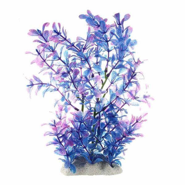 Buisson Bleu Aquatique decoration aquarium