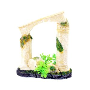 Colonnes Grecques pour Aquarium decoration aquarium