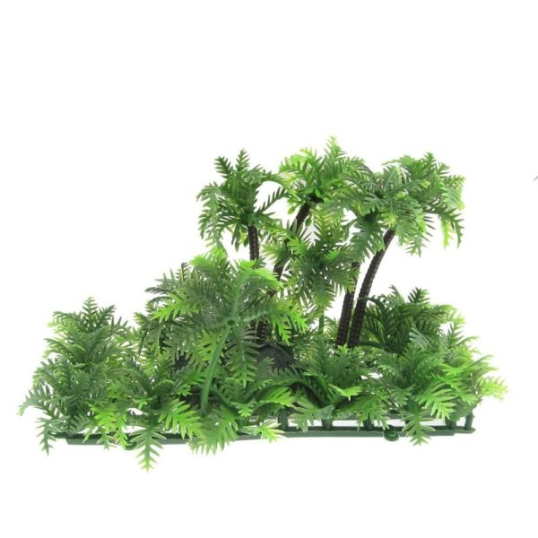 Jungle Miniature decoration aquarium