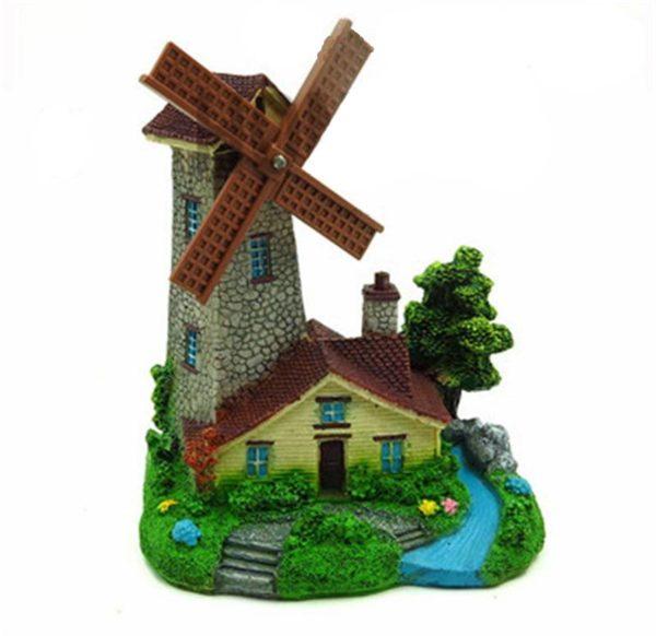 Moulin Décoratif decoration aquarium