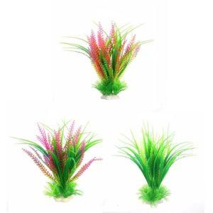 Plantes Aquatiques Artificiels decoration aquarium