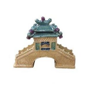 Pont Chinois decoration aquarium