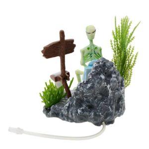 No Toilet deco aquarium