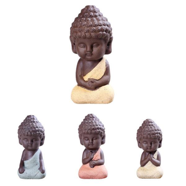 Petite Statue Bouddha décoratif
