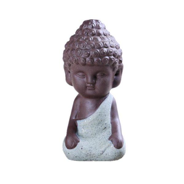 Petite Statue Bouddha décoration aquarium