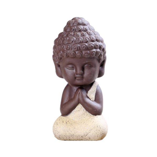 Petite Statue Bouddha deco aquarium