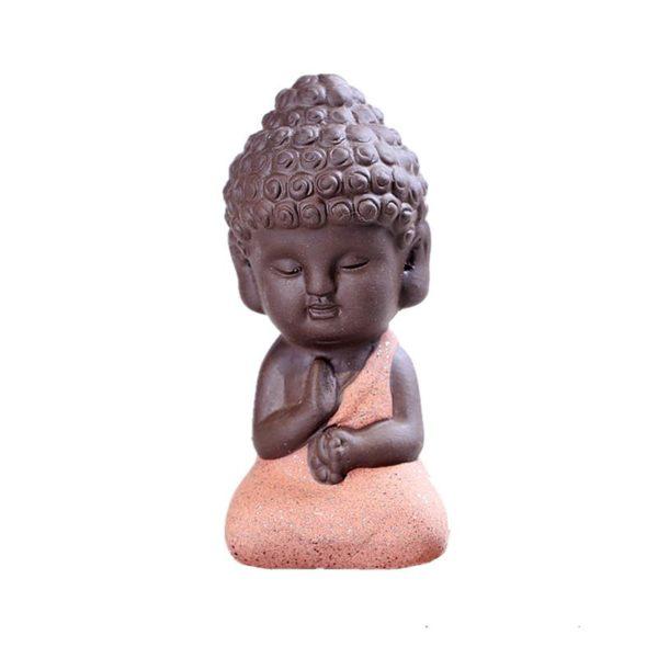 Petite Statue Bouddha decoration aquarium
