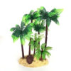 Île à Palmier decoration aquarium