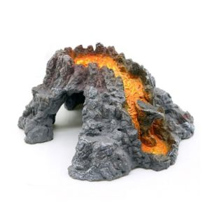 Volcan Cascade decoration aquarium