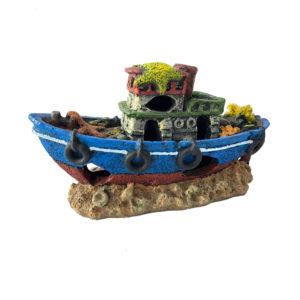 navire pour aquarium