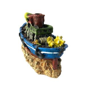 navire pour aquarium décoration